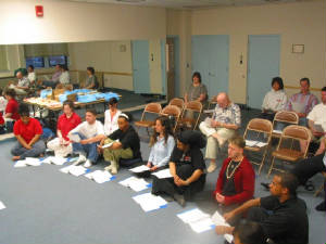 Shin Buddhist Fellowship, Wednesday nights